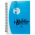 Promotional products: The Sun Spiral Notebook