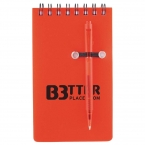 Promotional products: The Daily Spiral Jotter