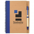 Promotional products: The Eco Spiral Notebook & Pen