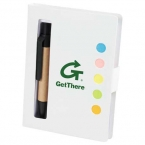 Promotional products: Reveal Sticky Notes Book