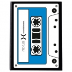 Promotional products: Iconic Cassette Notebook