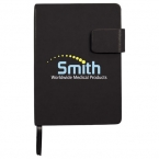 Promotional products: Magnetic Closure Junior Notebook