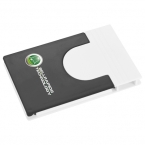 Promotional products: Snap Media Holder with Screen Cleaner