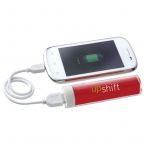 Promotional products: Dash Plastic Power Bank