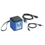 Promotional products: The Cube Bluetooth® Speaker