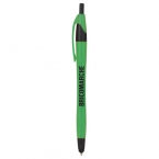 Promotional products: The Cougar Pen-Stylus - Neon