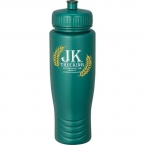 Promotional products: Gemstone 28-oz. Squeezy Sports Bottle