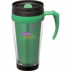 Promotional products: Largo 16-oz. Travel Mug