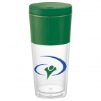 Promotional products: Color Band 16-oz. Tumbler