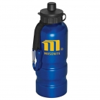 Promotional products: Sahara 20-oz. Aluminum Sports Bottle