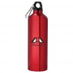 Promotional products: Pacific 26-oz. Aluminum Sports Bottle
