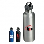 Promotional products: Fiji 25-oz Stainless Steel Sports Bottle