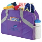 Promotional products: The Packaway Fold Up Travel Duffel