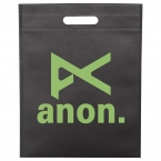 Promotional Freedom Heat Seal Non-woven Tote