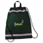 Promotional products: Small Non-Woven Drawstring Sportspack