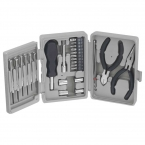 Promotional products: 26-Piece Deluxe Tool Kit