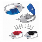 Promotional products: Carabiner / Screwdriver Set with Light