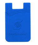 Promotional products: Silicone Smartphone Wallet - Embossed