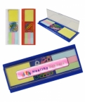 Promotional products: Ruler w/ notes