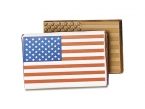 Promotional products: Stars-and-stripes flag bar