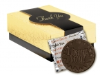 Promotional products: Thank you cookie gift boxes