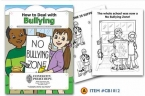 Promotional products: Coloring book: Bullying
