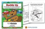 Promotional products: Coloring book: Buckle Up