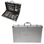 Promotional products: CHEF STAR 24 PIECE BBQ SET