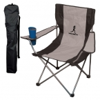 Promotional products: SPORT STAR FOLDING CHAIR IN A BAG
