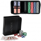 Promotional products: TRAVELLING POKER SET
