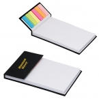 Promotional products: NOTES MEMOPAD WITH 150 STICKY NOTES
