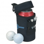 Promotional products: ONE CAN GOLF COOLER BAG