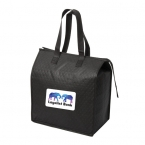 Promotional products: BLIZZKOOL NON WOVEN GROCERY/COOLER BAG