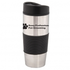 Promotional products: 500 ML. (17 OZ.) STAINLESS STEEL TRAVEL TUMBLER