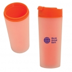 Promotional products: FROST QUENCHER 500 ML. (16 OZ.) TRAVEL TUMBLER