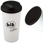 Promotional products: 500 ML (17 OZ.) MIGHTY PLASTIC MUG