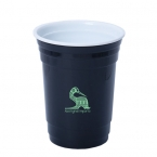 Promotional products: FESTIVAL GOER 500 ML. (17 OZ.) DOUBLE WALLED PARTY CUP