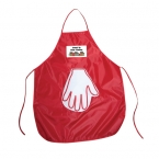 Promotional products: FOLDING APRON