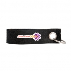Promotional products: FELT KEY STRAP