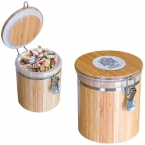Promotional products: BAMBOO CANISTER