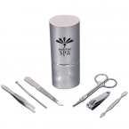 Promotional products: SIX PIECE MANICURE SET