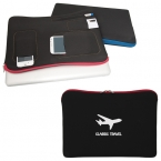 Promotional products: 15.6� NEOPRENE LAPTOP BRIEF