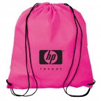 Promotional products, promotional items, JUMBO NON WOVEN DRAWSTRING BACKPACK
