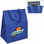 Promotional products: NON WOVEN INSULATED GROCERY COOLER