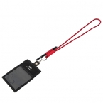 Promotional products: EXPO PRO IDENTIFICATION HOLDER WITH LANYARD