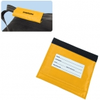 Promotional products: LUGGAGE HANDLE WRAP