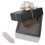Promotional products: PASSPORT AND LUGGAGE TAG GIFT SET