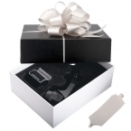 Promotional products: BLUETOOTH� HANDSET AND CRADLE GIFT SET