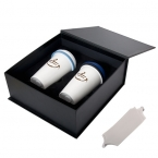Promotional products: MEDI MUG WITH LIDS GIFT SET