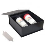 Promotional products: SPILL-PROOF MEDI MUG GIFT SET